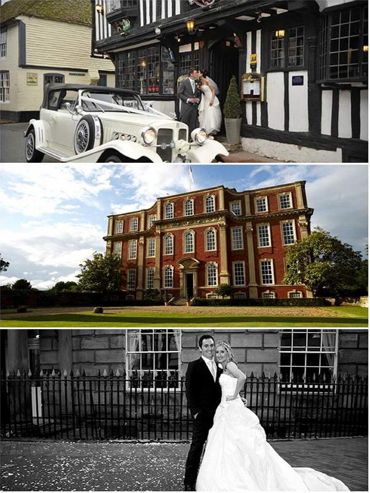 Choosing Your Wedding Venue Location