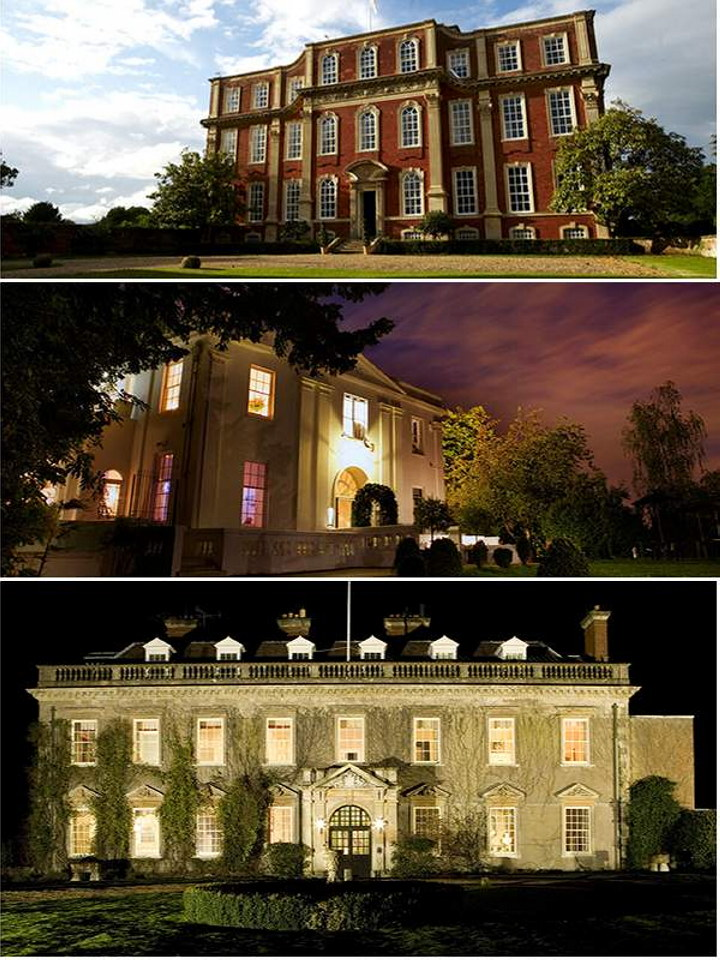 What Do Stately Homes And Mansions Have To Offer As